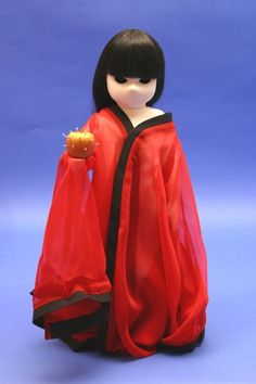 Little Apple doll Umbrae