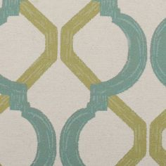 15543 601 Aqua/Green by Duralee Fabric - cheapest Drapery Fabric, Fabric Decor, Chenille Fabric, Fabric Design, Geometric Fabric, Concept Home, Pattern Names, Living Room Colors, Green Fabric