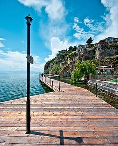Lake Ohrid - Macedonia                                                                                                                                                                                 More