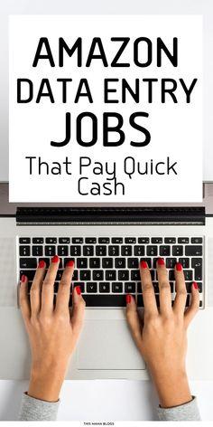 Online Data Entry Jobs, Easy Online Jobs, Online Jobs From Home, Online Work, Work From Home Careers, Work From Home Companies, Legit Work From Home, Earn Money Online Fast, Earn Money From Home