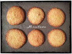 Mrmlada: Galletas de coco