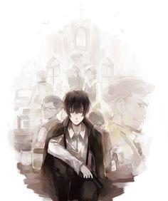 72 Best 91 Days Images 91 Days Manga Anime Anime Art