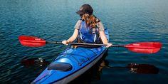 How to Paddle a Kayak: Basic Strokes Kayak Boats, Canoe And Kayak, Kayak Fishing, Archery Hunting, Coyote Hunting, Pheasant Hunting, Kayak Anchor, Kayak For Beginners, Kayaking Tips