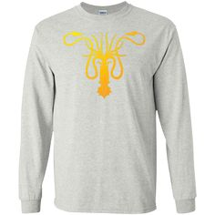 Now available to purchase!: House Greyjoy Lon... Check it out here! http://jerseychamps.com/products/house-greyjoy-long-sleeve-shirt?utm_campaign=social_autopilot&utm_source=pin&utm_medium=pin