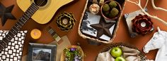 NEW COUNTRY. HomeGoods Stylescope!   Photo by Virginia Macdonald.   Art Direction by Alejandra Garibay www.homegoods.com/stylescope
