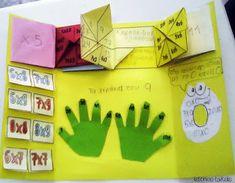 Ιστορίες μιας τάξης: Προπαίδεια...αυτό το βάσανο! (Β' τάξη - κεφ. 24-29) Multiplication Facts, Games, Logos, Logo, Gaming, Plays, Game, Toys