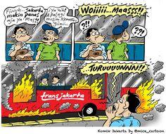 Mice Cartoon, Komik Jakarta - Agustus 2015: Jakarta Makin Panas Jakarta, Comic Strips, Comic Books, Jokes, Hollywood, Cartoon, Humor, Comics, Film