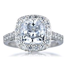 41 Best Simple Engagement Rings Images On Pinterest Wedding Bands