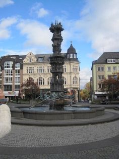 Karlsruhe Germany where Jennifer was born 1978