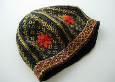 Ravelry: 16115 Setesdal Inspired Hat by Dale of Norway / Dale Design.