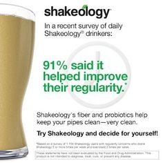 Shakeology reviews from Shakeology users. These guys experienced improved regularity! Check out other Shakeology results here: http://www.tipstoloseweightblog.com/shakeology/does-shakeology-really-work #ShakeologyResults