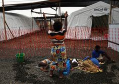 140919_MEDEX_Ebola Praying The work, published Thursday in the online journal Eurosurveillance, said that if growth continues at its current pace, a worst-case scenario would see an additional 77,181 to 277,124 cases by the end of 2014.
