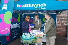 Healthwatch Cumbria nominated for national award http://www.cumbriacrack.com/wp-content/uploads/2015/12/Healthwatch-canvassing-views-1.jpg Healthwatch Cumbria has been shortlisted for a national award that celebrates the difference local Healthwatch have made to health and social care    http://www.cumbriacrack.com/2016/06/06/healthwatch-cumbria-nominated-national-award/