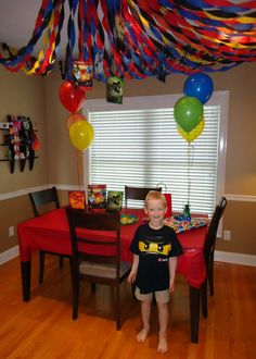 cute for Caleb's birthday morning since his party is at the skating rink