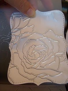 embossing pop can--I enjoy doing repujardo