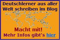 Ein Blog, für alle, die Deutsch lernen.