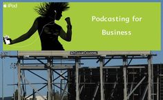 Podcasting for Business: Tap Into iTunes Active Buyers - A great intro into how and why you should start a biz podcast Spanish Teacher, Spanish Classroom, Teaching Spanish, Classroom Ideas, Ipod, Billboard Signs, Marketing Channel, Spanish 1, Bahia