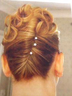 My hairstyle!
