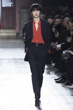 Paul Smith Autumn/Winter '17 Men's and Women's Collection: Look 17