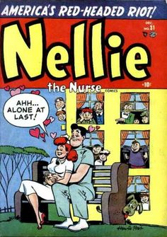 Nellie the Nurse #31