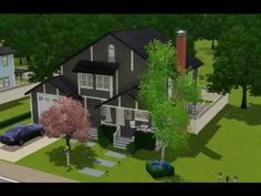 Sims 3 - Katherine Mayfair's House