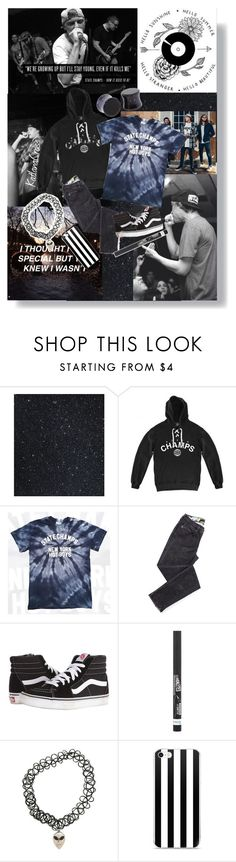 """State Champs"" by katlanacross ❤ liked on Polyvore featuring Vans, Rimmel, contestentry and statechamps"
