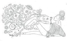 dibujos para cuadros de rotuladores | Aprender manualidades es facilisimo.com