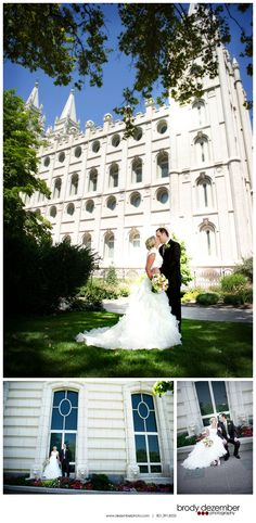 Love the Large Photo...kiss with temple in background