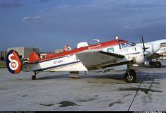 Beech E18S aircraft picture