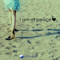 Let peace be the goal