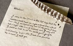 Jorah's letter to Daenerys. (7x2) game of thrones season 7 episode 2, Jorah Mormont, Daenerys Targaryen