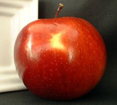 Empire Apples have waxy, bright red skin that is a bit tough, enabling them to stand up well to shipping.    The flesh is fragrant and crisp, and sweet but not sugary, with some off-setting tartness. In fact, there is enough tartness that some American cider makers will use Empires in their cider. http://www.cooksinfo.com/empire-apples