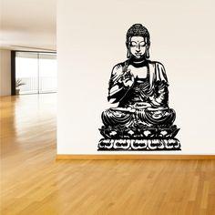 Wall Decal Vinyl Sticker Decals Buddha India Indian Om Ganesh God Yoga (Z1377) StickersForLife http://www.amazon.com/dp/B00EBQCNEK/ref=cm_sw_r_pi_dp_-bSevb035NZV6