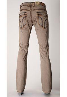 Italian Style jeans Wam Denim Knoops sluiting modieuze