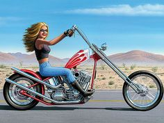2011...July is Women's Motorcycle Month... Let's go for a better poster next year...