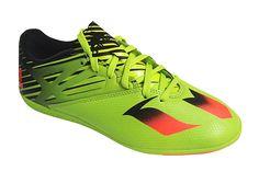 adidas Messi 15.3 Indoor Junior Soccer Shoe