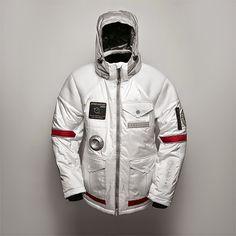 Jaqueta de astronauta