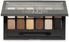My List of the Best Eye Shadows From Cheap to Steep: Best Drugstore Eyeshadow: Maybelline New York The Nudes Eyeshadow Palette
