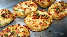 Patatas rellenas de bacon, la receta: Las patatas son uno de los alimentos básicos en nuestras cocinas. Tradicionalmente era un plato humilde y se...