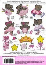 Anita Goodesign   Baby Ballerina Bears - Anita Goodesign