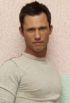"Jeffrey Donovan of ""Burn Notice."" Came out as gay in high school... took his same-sex date to the prom!!"
