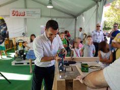 Se realizaron diversas actividades en la Feria para los manitas del #bricolaje de la mano de #Bosch . ¡Así de fácil!