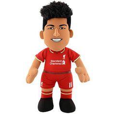 cf543778244 Liverpool FC Roberto Firmino 10 Inch Bleacher Creature