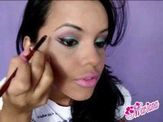 Assista esta dica sobre Maquiagem barbie morena e muitas outras dicas de maquiagem no nosso vlog Dicas de Maquiagem.