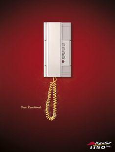 Pizza Hut: #printad #marketing #advertising #ad #pizzahut #pasta