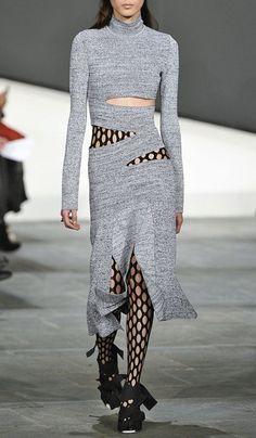 Proenza Schouler Fall/Winter 2015 Trunkshow Look 15 on Moda Operandi