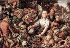 Joachim Beuckelaer (circa 1533–1575) Link back to Creator infobox template wikidata:Q533314 Title 	The Vegetable Market Date 	1567