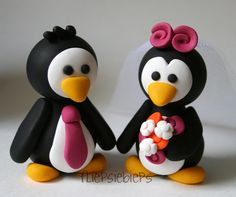 Penguin Love Couple