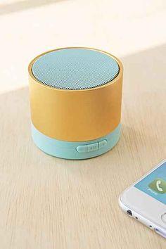Mini Bluetooth Speaker - Urban Outfitters