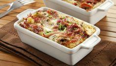 Receita de Terrine de cogumelos e Parma  - Salada